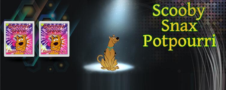 Scooby Snax Potpourri