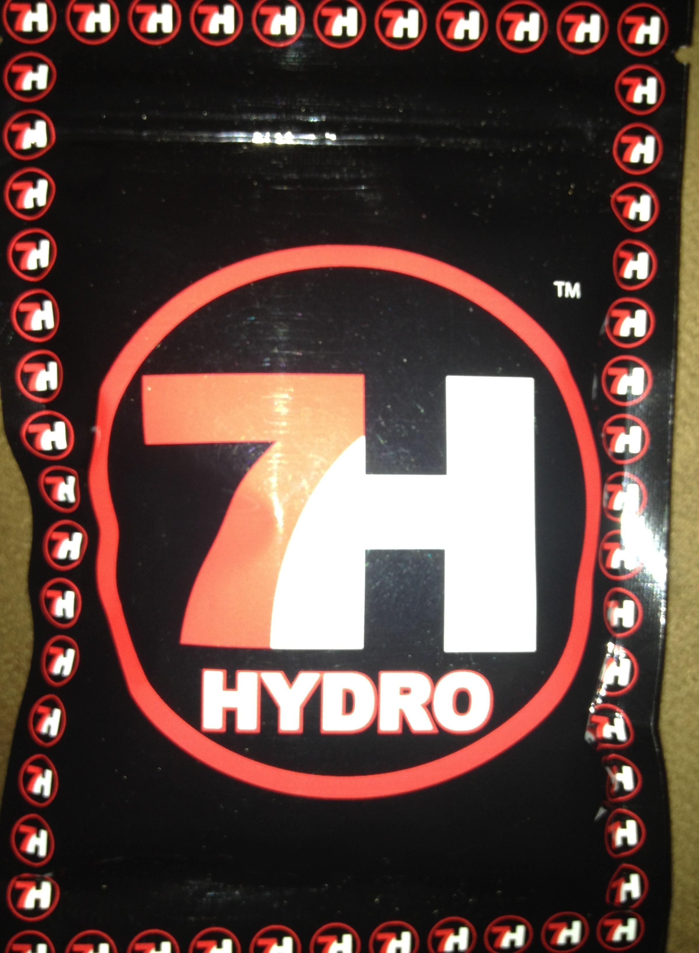 7H hydro or Kush 5G