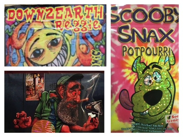 3 OF A KIND  (10grams Pack) Scooby Snax ( RED MIX) ,DOWN TO EARTH ( RED MIX),WTF ( BLUE MIX )