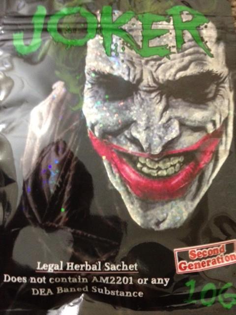 Joker 10G( BLUE MIX )
