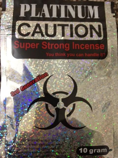 Caution PLATINUM 10G ( GRAY MIX )