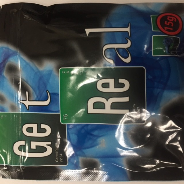 Get real Blue 15G