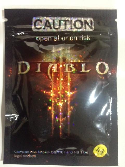 Diablo Caution 4G
