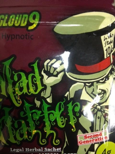 Mad hatter hypnotic 4g